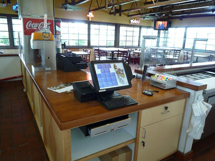 Quick Service Restaurant POS