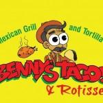 benny's tacos logo